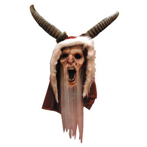 Deluxe Krampus Mask Michael Dougherty Christmas Halloween Collectors XMas
