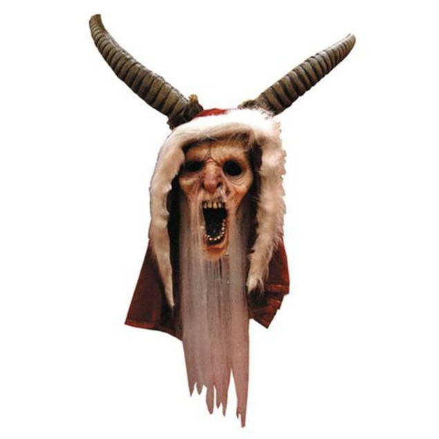 Deluxe Krampus Mask Michael Dougherty Christmas Halloween Collectors XMas