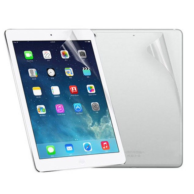 Front And Back Clear Film LCD Screen Protection For Ipad 2 3 4