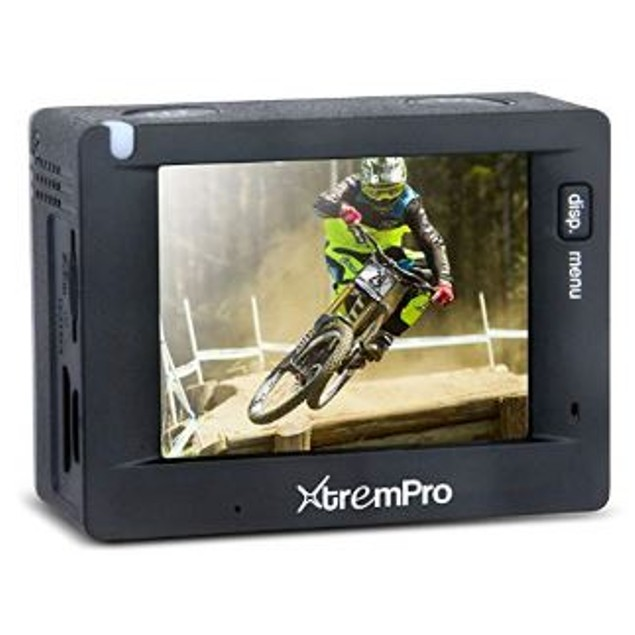 """MINI SPORT ACTION VIDEO CAMERA WATERPROOF CAMCORDER 2.0"""" LCD SCREEN"""