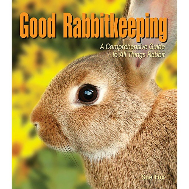 Good Rabbitkeeping Book, Rabbits by TFH Publications