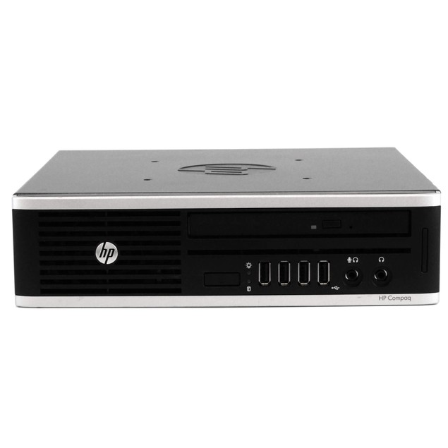 HP 8300 Desktop Computer (Intel Core i5, 4GB RAM, 500GB HDD)