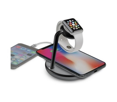 Kanex GoPower 3-in-1 Charging Stand Compatible with Qi Devices Was: $79.99 Now: $55.99.