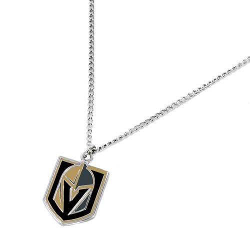 NHL Vegas Golden Knights Sports Team Logo Necklace