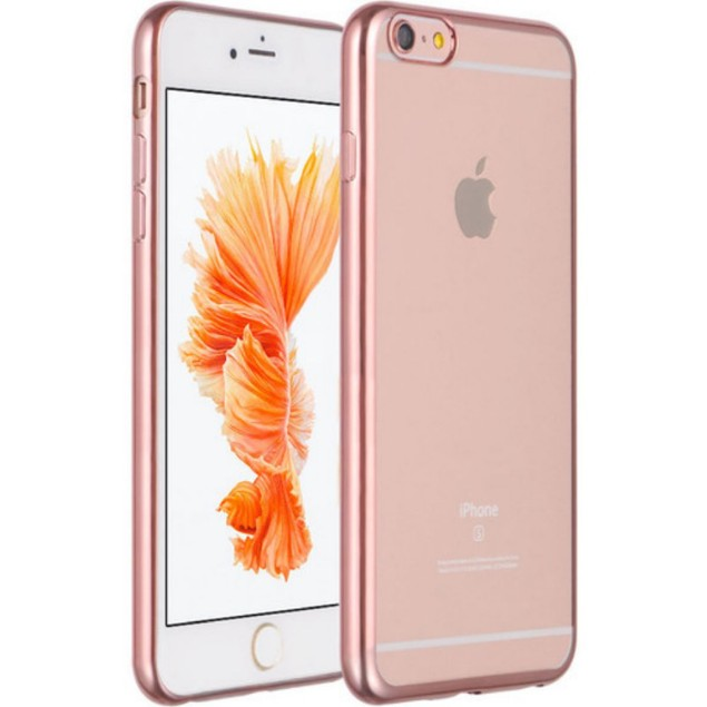 Apple iPhone 6s Plus, T-Mobile, Pink, 64 GB, 5.5 in Screen