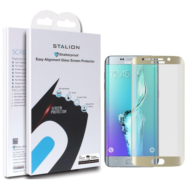 Stalion Shield Premium Screen Protector Film Guard for Galaxy S6 Edge Plus