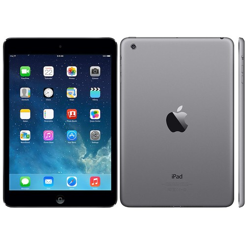 Apple iPad Mini GSM Unlocked (16GB WiFi Space Gray) - Grade A