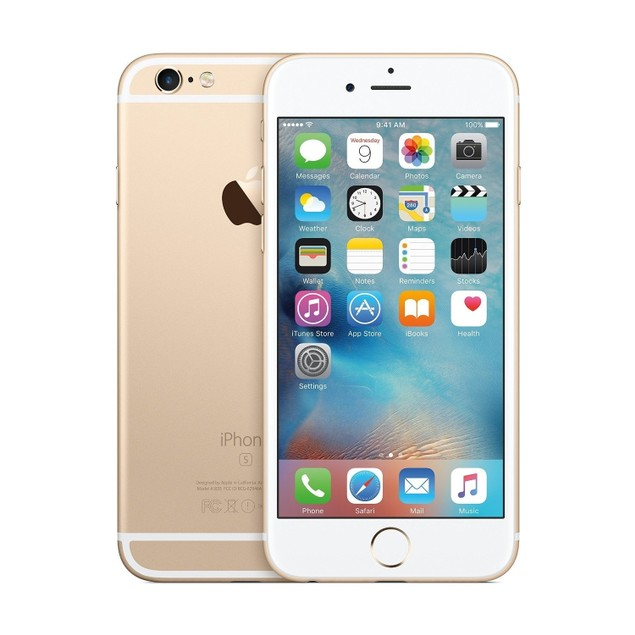 Apple iPhone 6S 32GB 4G LTE Verizon Unlocked,Gold(Certified Refurbished)