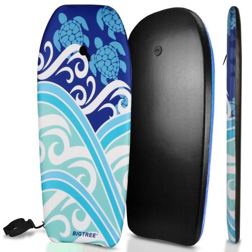 Bodyboard Kickboard Surfing Skimboard Wake Boogie Board Pool