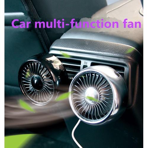 Car Multi-function USB Mini Fan
