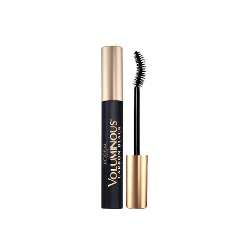 L'Oreal Paris Voluminous Mascara Custom Curved Brush, Black, 0.28-Fluid Ou