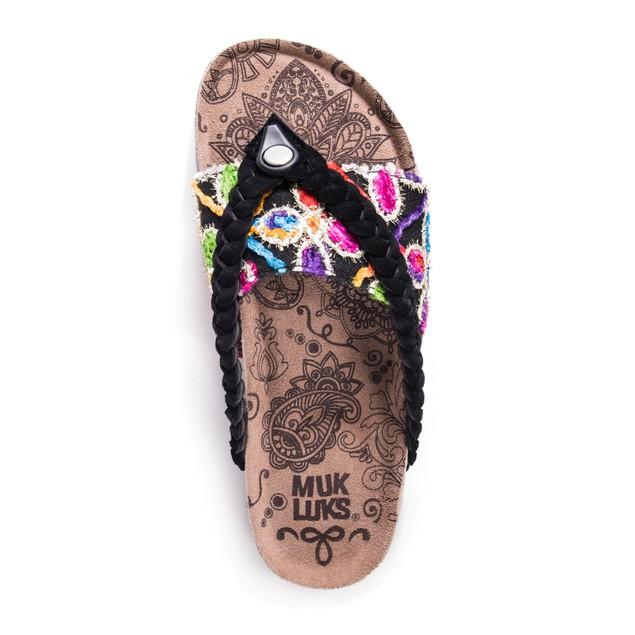 Muk Luks Women's Elaine Sandals