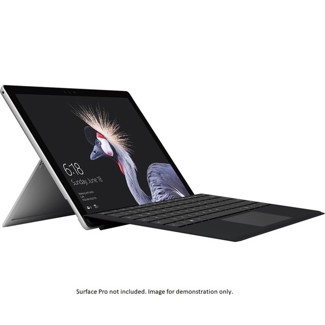 Microsoft Surface Pro Cover, Black (Canadian French)