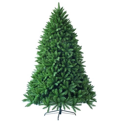 Costway 5ft Artificial Christmas Fir Tree 600 Branch Tips