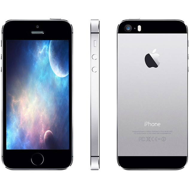 USED APPLE IPHONE 5s 16GB Black (Unlocked)