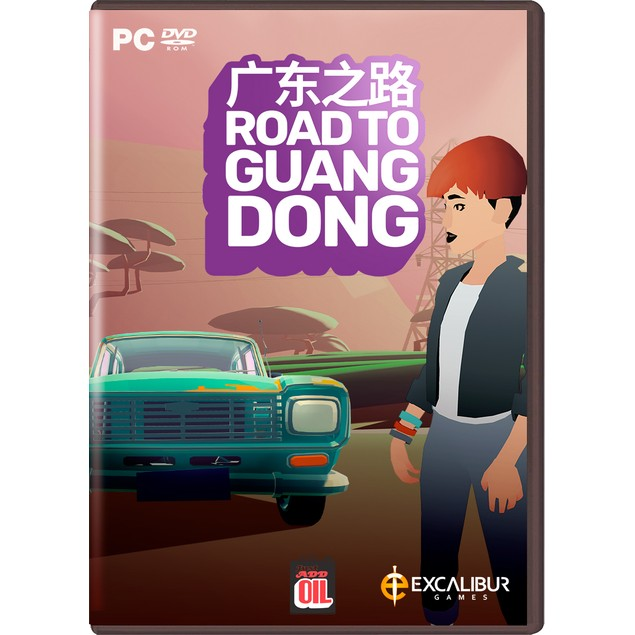 Road To Guangdong PC Game
