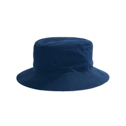 Navy Blue Bucket Hat