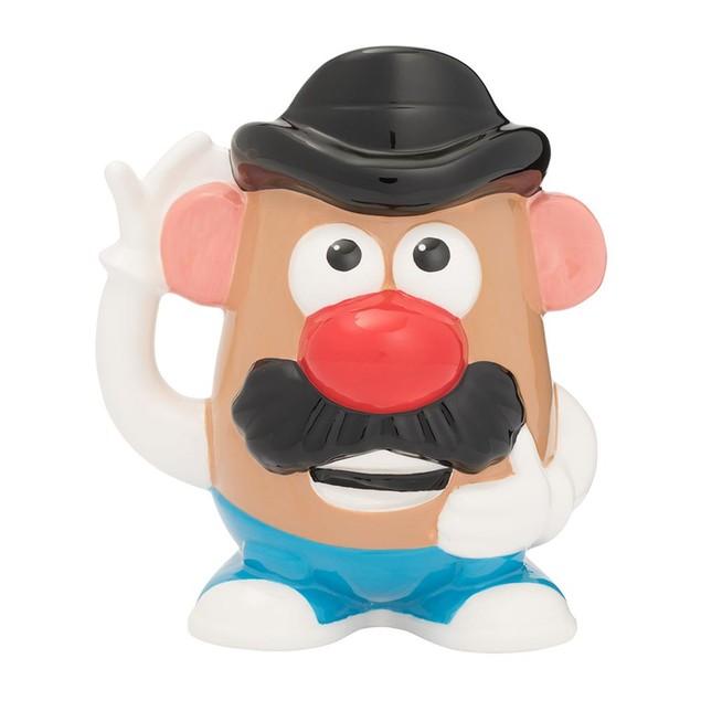 Mr. Potato Head 20 oz. Sculpted Ceramic Mug