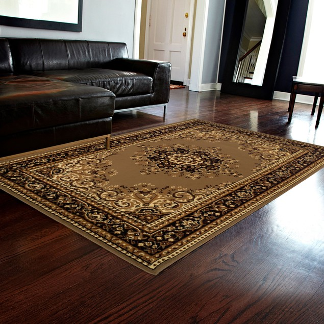 Leopold Geometric Area Rug Collection