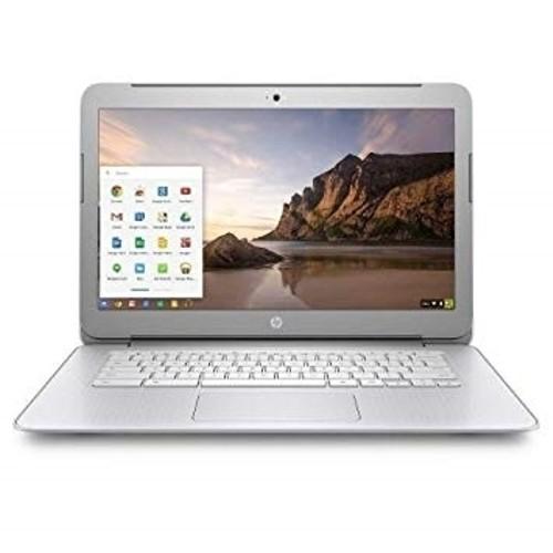 "HP Chromebook 14 G1 14"" 16GB Chrome OS,White(Certified Refurbished)"