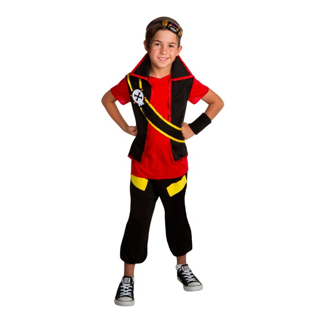 Zak Storm Child Costume