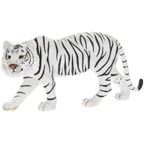 Snow Tiger Figurine By Lesser and Pavey