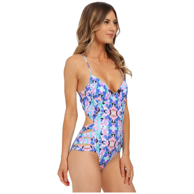 6 Shore Road By Pooja Women's Manolo One-piece SIZE SMALL