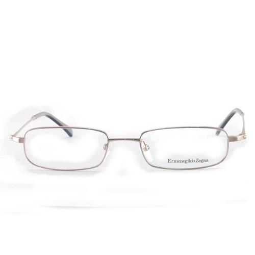 Ermenegildo Zegna Unisex Eyeglasses VZ3009M A40 Rose Gold 51 18 135 Full Rim