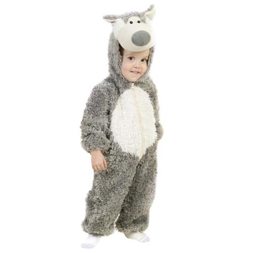 Big Bad Wolf Toddler Costume