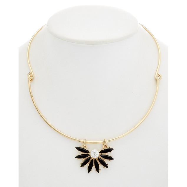 14K Gold Filled Hoop Necklaces