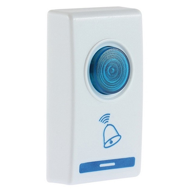 32 Tune Songs LED Chime Doorbell Remote Control Door Bell Home Security