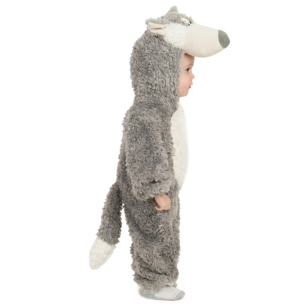 Big Bad Wolf Toddler Costume