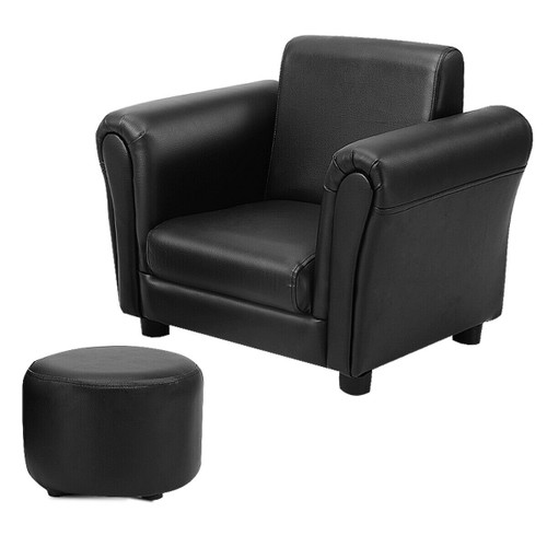 Costway  Kids Sofa Armrest Chair Couch Children Toddler Birthday Gift w/ Ot