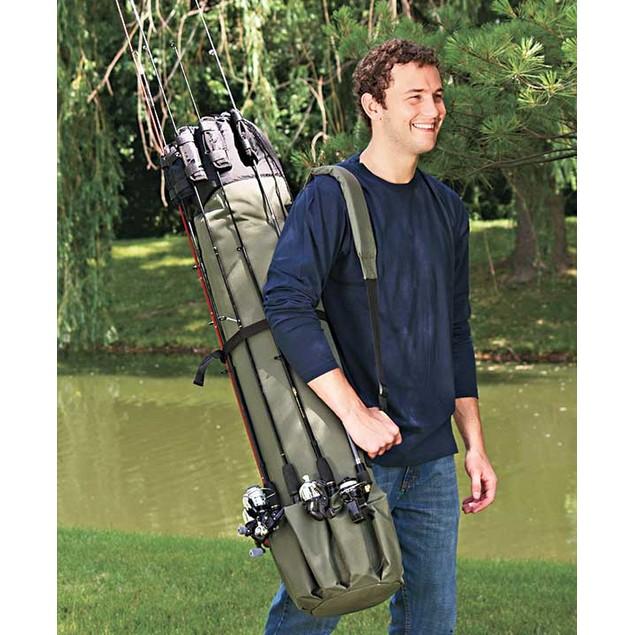 Fishing Rod Carrying Storage Case - Fishing Rod Organizer Cases