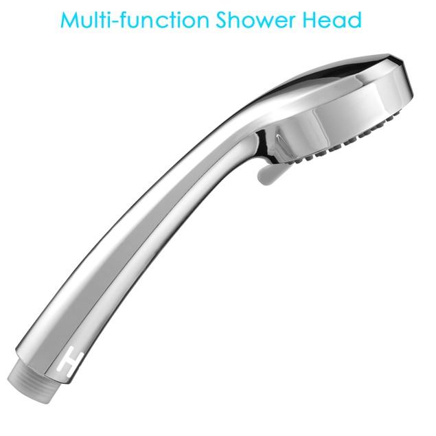 HK Body Massage Shower Head 3-Mode Multi-Function Finish Hand held Chrome