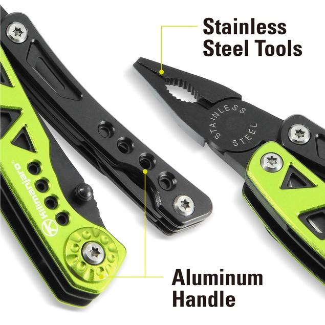 Rappel Multi-Tool - Black Satin
