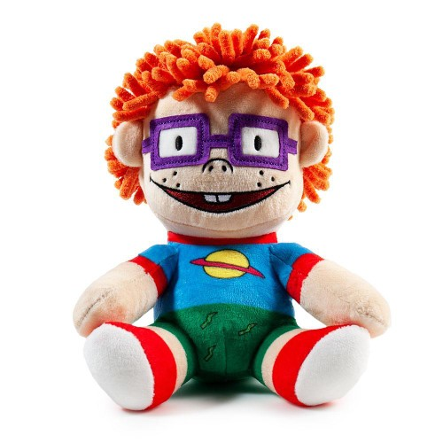 "Chuckie Sitting Kidrobot 7"" Plush"