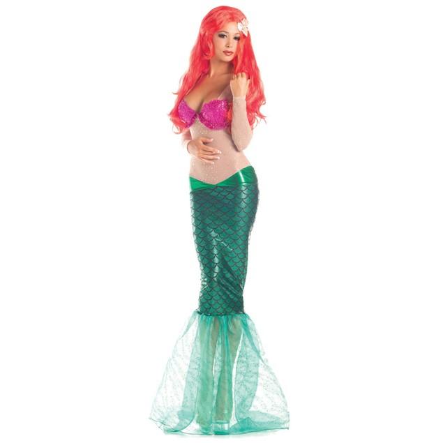 Mermaid Womens Costume