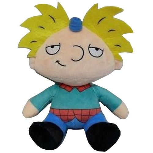 "Hey Arnold Sitting Kidrobot 7"" Plush"