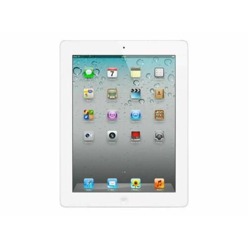 Apple iPad 2 MC979LL/A (16GB, Silver) - Grade A
