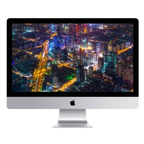 iMac 27 (5K) 4.0GHZ Quad Core i7 (2015) 8GB RAM-1TB HD-256GB SSD