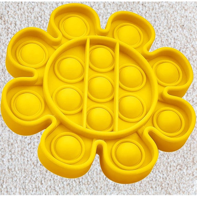 6 Piece Set: Jumbo Pop Fidget Sensory Toys