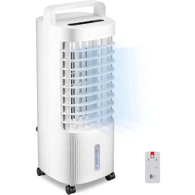 CaribbeanBlue Evaporative Air Cooling Fan w/ Remote Control