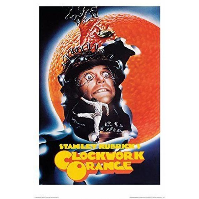 A Clockwork Orange One Sheet Poster Stanley Kubrick Gift Movie