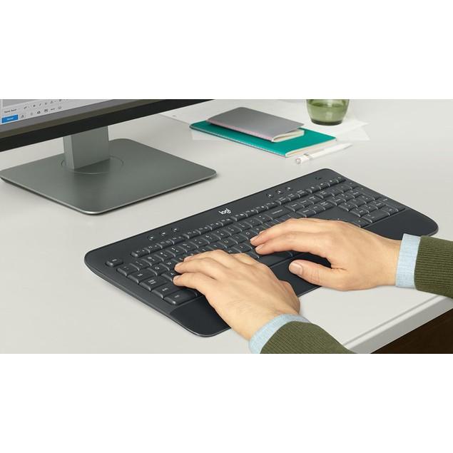 Logitech MK545 Advanced Wireless Keyboard (Black)