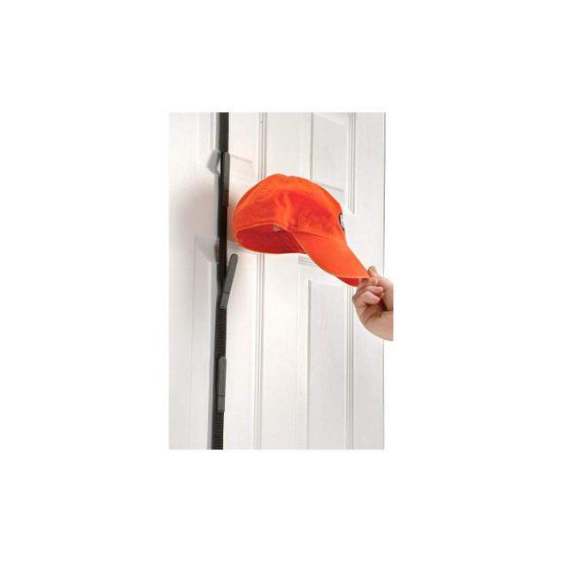 16 Rack for Bag Cap Hats Hanger Holder Hook Storage Organizer