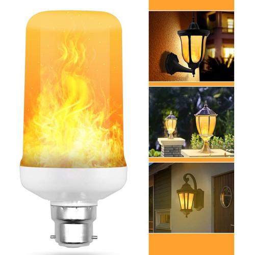 3 Modes LED Flickering Flame Led Bulb