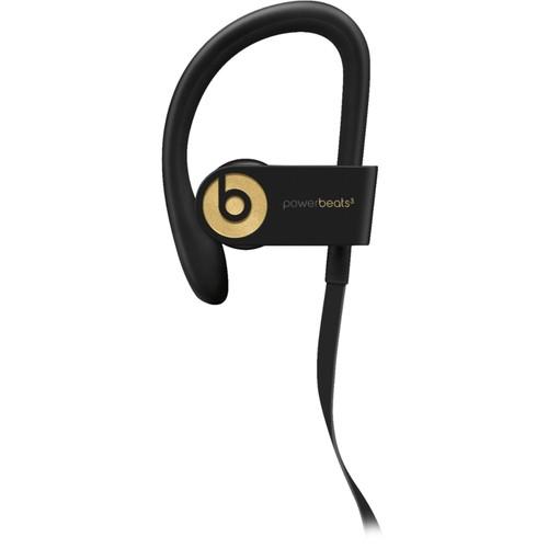 Beats Powerbeats3, Headphone, Trophy Gold (Certified Refurbished)