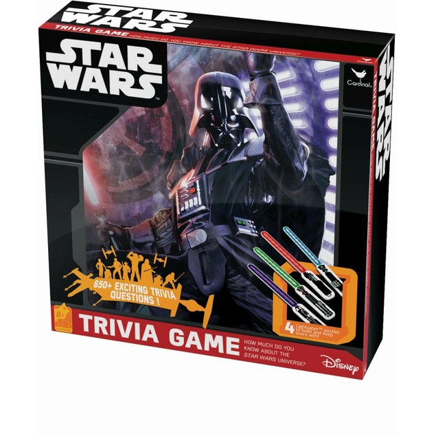 Star Wars Classic Trivia Game, Star Wars by Cardinal