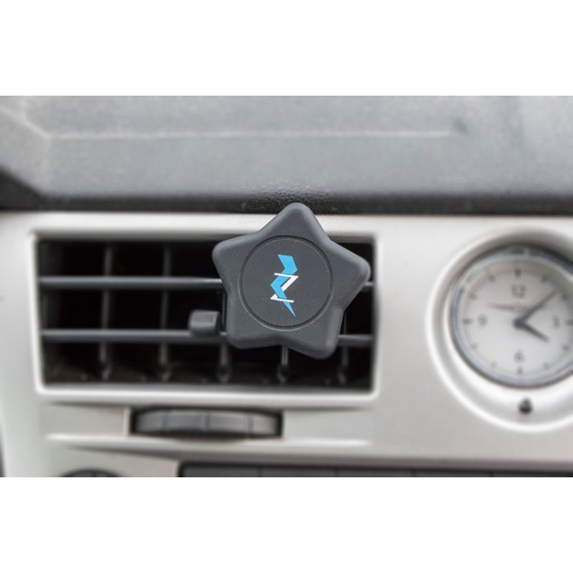 Ztech Round Magnetic Car Phone Mount | Fixes on Air vent